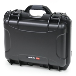 "Nanuk 915 Tough Case w/ PowerClaw Latch - 15.8"" x 12.1"" x 6.8"""