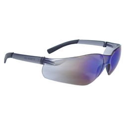 Radians Rad-Atac Safety Glasses - Blue Mirror