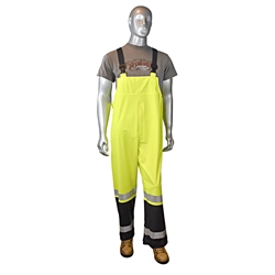 Radians Class 3 Fortress Overalls, Green - 4XL