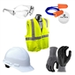 Radians Deluxe New Hire Kit with Vest and Bag