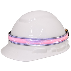 Rack-a-Tiers Glow-Safe Hardhat Ring - Rechargeable