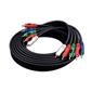 Vanco 5 RCA HD Component Cable with Audio - 6ft