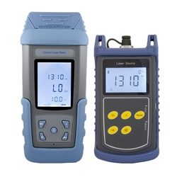 RMT Laser Source & Optical Power Meters -70 to +3 w/LC