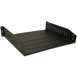 "2U Vented Rack Shelf 15.75 Inches Deep <span class=""subWarning""></span>"