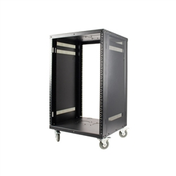 "12U Metal Rolling Rack w/Wheels <span class=""subWarning""></span>"