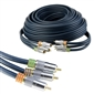 HQ Premium 5-RCA Cable Component Video & Audio - 20ft