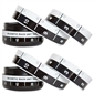 Magnetic Equipment Rack Space Measuring Tape 2-Pack