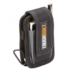 ToughBuilt Smart Phone Pouch with Notebook and Pencil