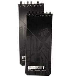 ToughBuilt Medium Grid Notebooks  2-pack