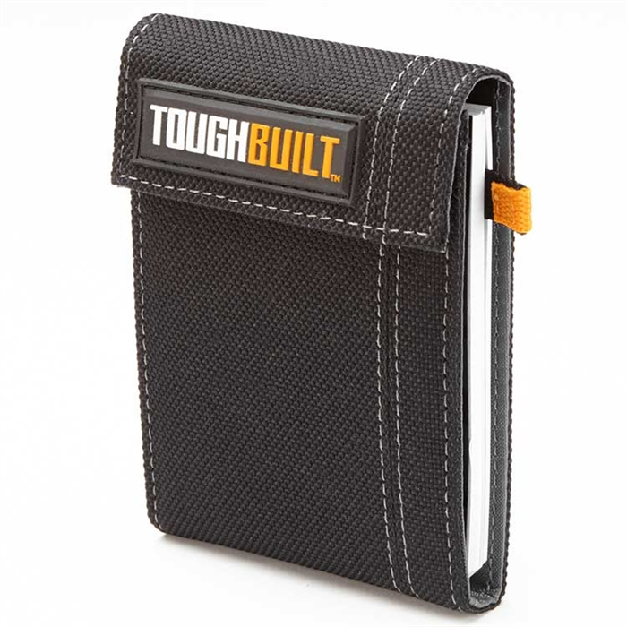 Toughbuilt back pocket organizer and grid notebook s for Construction organizer notebook