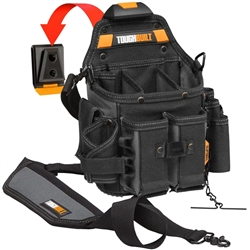 ToughBuilt Master Electrician Pouch with Shoulder Strap