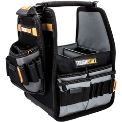 Toughbuilt 8in Tote and Pouch w/ Clip