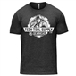 Vintage Gearhead HERO Super Soft T-Shirt - Charcoal