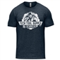 Vintage Gearhead HERO Super Soft T-Shirt - Navy