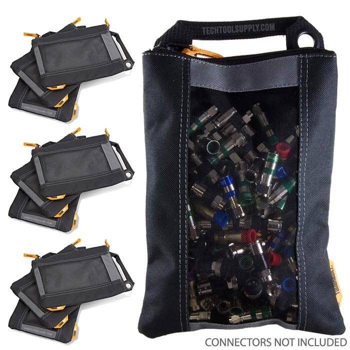 tech tool supply heavy duty fastener bags 10 pack