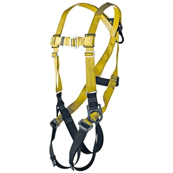 Ultra-Safe Full Body Harness w/ Positioning - Small-Large