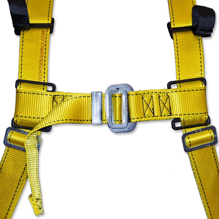 Ultra-Safe Full Harness w/ Positioning - Small-Large