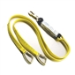 Ultra-Safe Shock Absorbing Y-Lanyard - 1in x 6ft