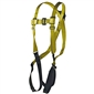 Ultra-Safe Single D Ring Fall Protection Harness - X-Large