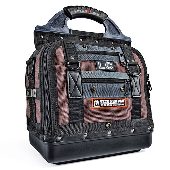 Veto Pro Pac Lc Heavy Duty Tool Bag See Video