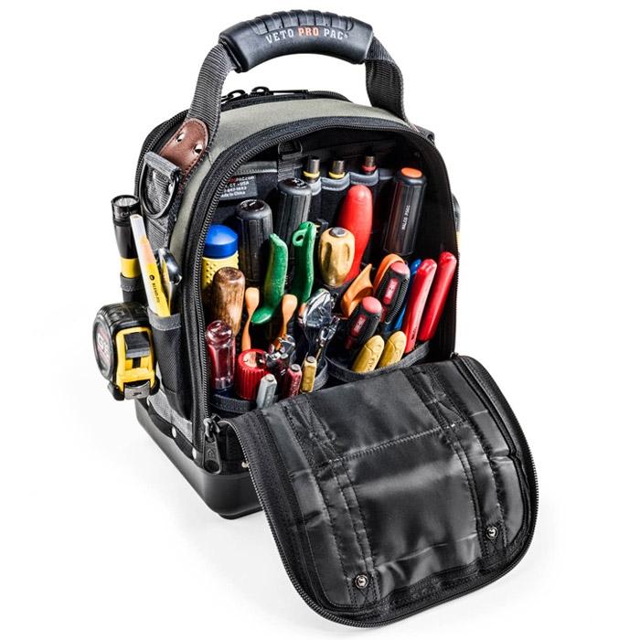 Veto Pro Pac Tech Mct Compact Tool Bag