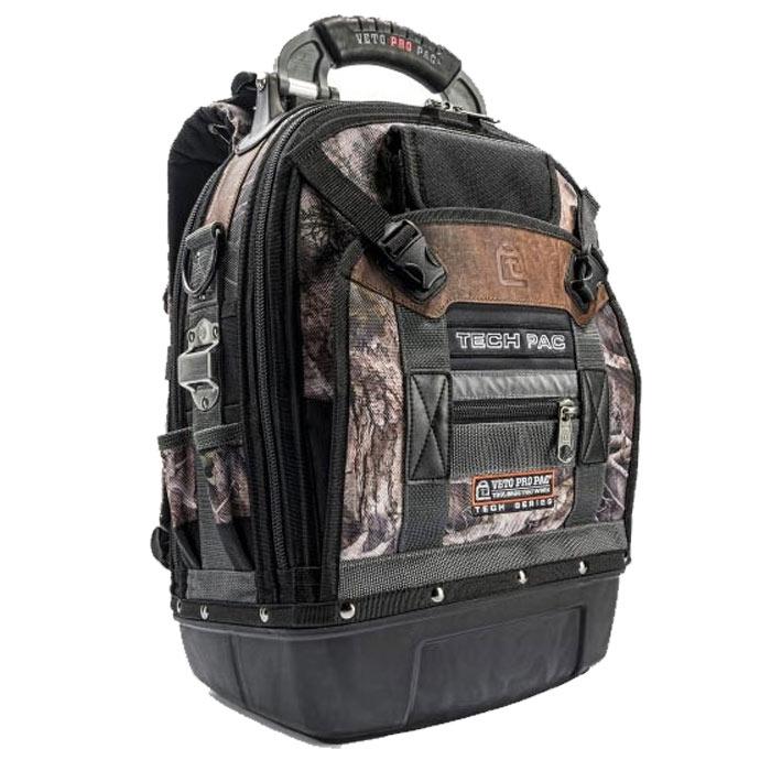 Veto Pro Pac Tech Backpack Camo