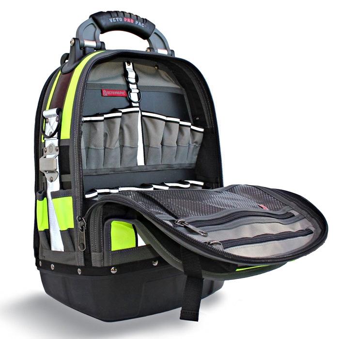 Veto Pro Pac Tech Pac Backpack - Hi-Viz f8e70cbe4dd77