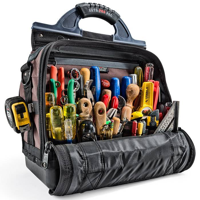 Ag West Supply >> Veto Pro Pac XL Heavy Duty Tool Bag [See Video]